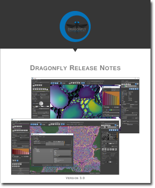 Dragonfly Release Notes Version 3.0