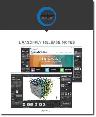 Dragonfly Release Notes Version 3.1