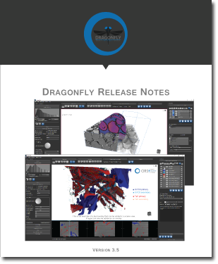 Dragonfly Release Notes Version 3.5